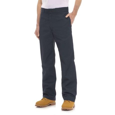 Dickies Original 874® Twill Work Pants (For Men) in Darknavy