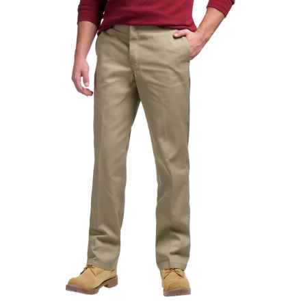 Dickies Original 874 Work Pants (For Men) in Khaki - 2nds