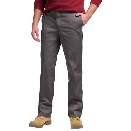 Dickies Original 874 Work Pants (For Men) in Rinsed Stell Grey - 2nds