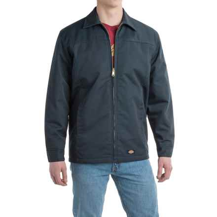 Dickies Panel Yoke Jacket - Insulated (For Men) in Dark Navy - Closeouts