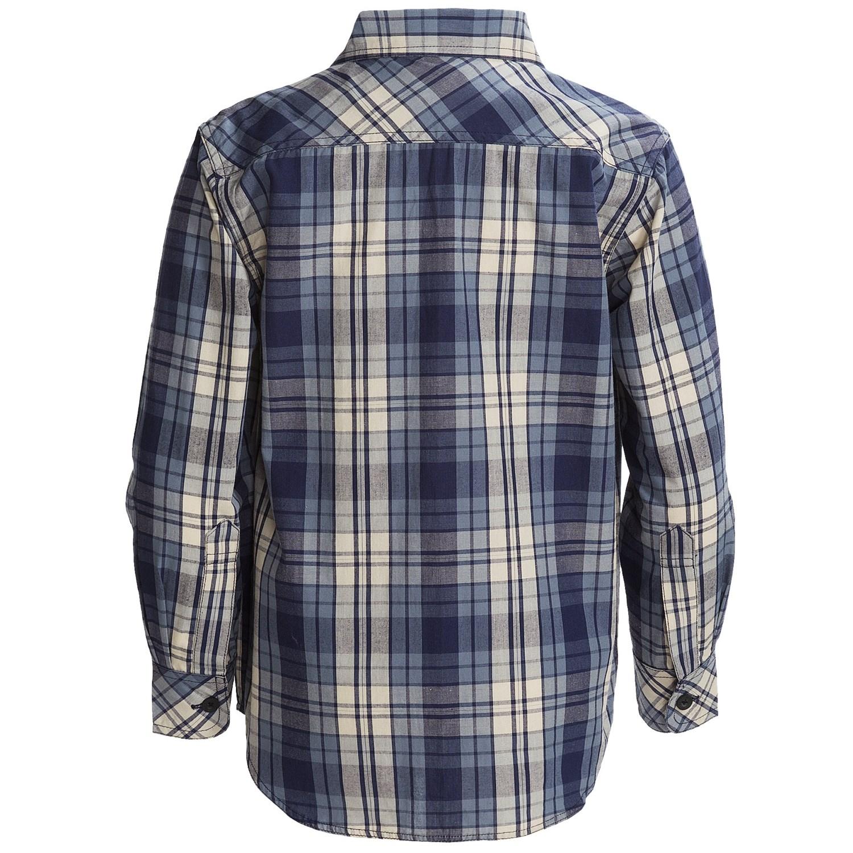 Dickies plaid shirt for boys 9144n save 83 for Dickies short sleeve plaid shirt