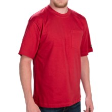 Dickies Pocket T-Shirt - 2-Pack, Cotton, Short Sleeve (For Men) in English Red - Closeouts