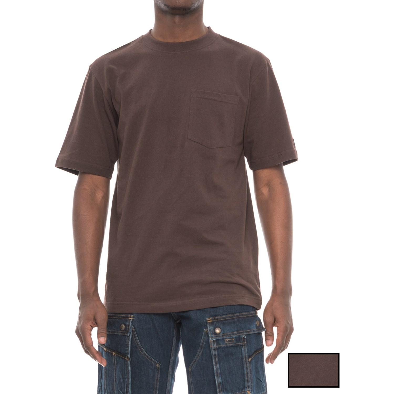 2e4f7be6 Dickies Pocket T-Shirt - 2-Pack, Short Sleeve (For Men) ...