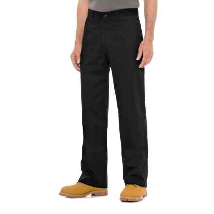 Dickies Premium Twill Pants (For Men) in Black - 2nds