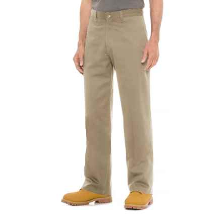 8a4485583489bd Dickies Premium Twill Pants (For Men) in Khaki - 2nds