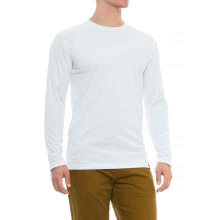 Dickies Pro Coolcore T-Shirt - Long Sleeve (For Men) in White - Closeouts