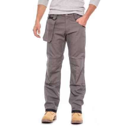 Dickies Pro Double-Knee Work Pants - Relaxed Fit, Straight Leg (For Men) in Gravel Gray - Closeouts