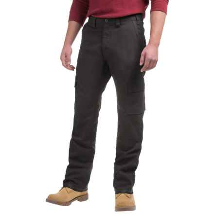 Dickies Pro Workwear Utility Cargo Pants - Relaxed Fit (For Men) in Black - Closeouts