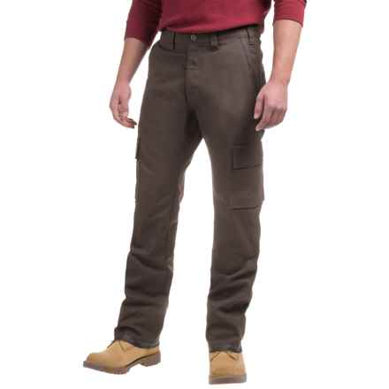 Dickies Pro Workwear Utility Cargo Pants - Relaxed Fit (For Men) in Dark Brown - Closeouts