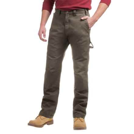 Dickies Pro Workwear Utility Pants - Relaxed Fit (For Men) in Dark Brown - Closeouts