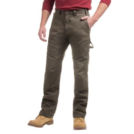 ecd5bdd49d8d3 Dickies Pro Workwear Utility Pants - Relaxed Fit (For Men) in Dark Brown