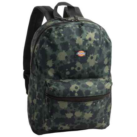 Dickies Recess Backpack (For Kids) in Desert Paint Splatter - Overstock