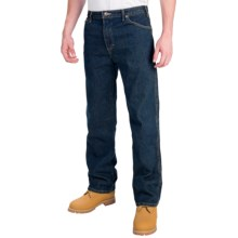 Dickies Regular 6-Pocket Jeans - Straight Leg (For Men) in Tinted Heritage Khaki - 2nds