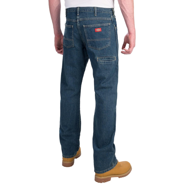 Dickies Regular 6-Pocket Jeans (For Men) - Save 62%