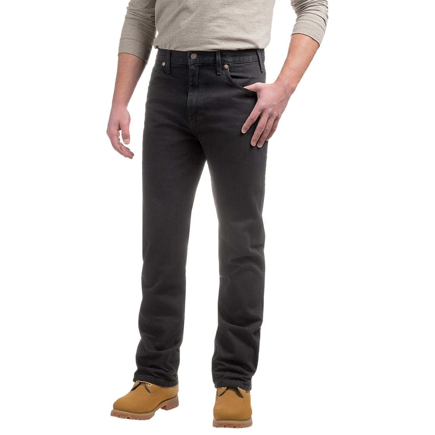 Dickies Regular Fit Bootcut Jeans (For Men) - Save 62%