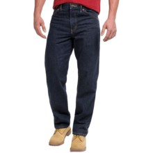 Dickies Regular Fit Jeans - Straight Leg (For Men) in Rinsed Indigo Blue - 2nds