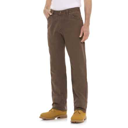 Dickies Relaxed Fit Dungaree Jeans (For Men) in Stonewash Timber - 2nds