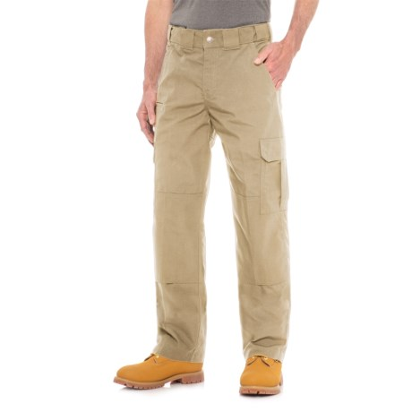 Dickies Relaxed Fit Ripstop Cargo Pants (For Men) in Desert Sand