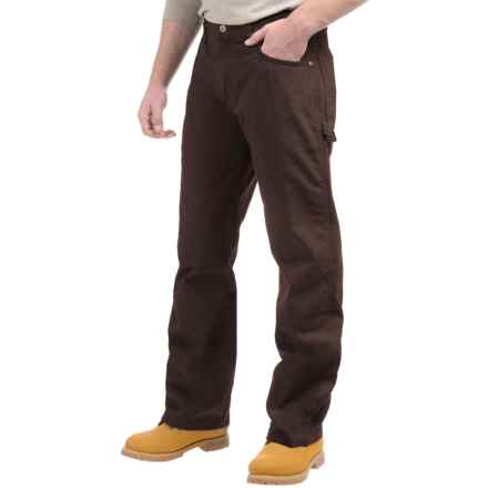 Dickies Ripstop Carpenter Pants - Relaxed Fit, Straight Leg (For Men) in Brown - Closeouts