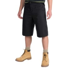 Dickies Ripstop Shorts (For Men) in Black - 2nds
