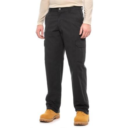 1413b3f383c1b Dickies Ripstop Tough Max Cargo Pants - Regular Fit (For Men) in Rinsed  Black