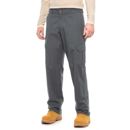 8fb3dbb991b Dickies Ripstop Tough Max Cargo Pants - Regular Fit (For Men) in Rinsed  Charcoal