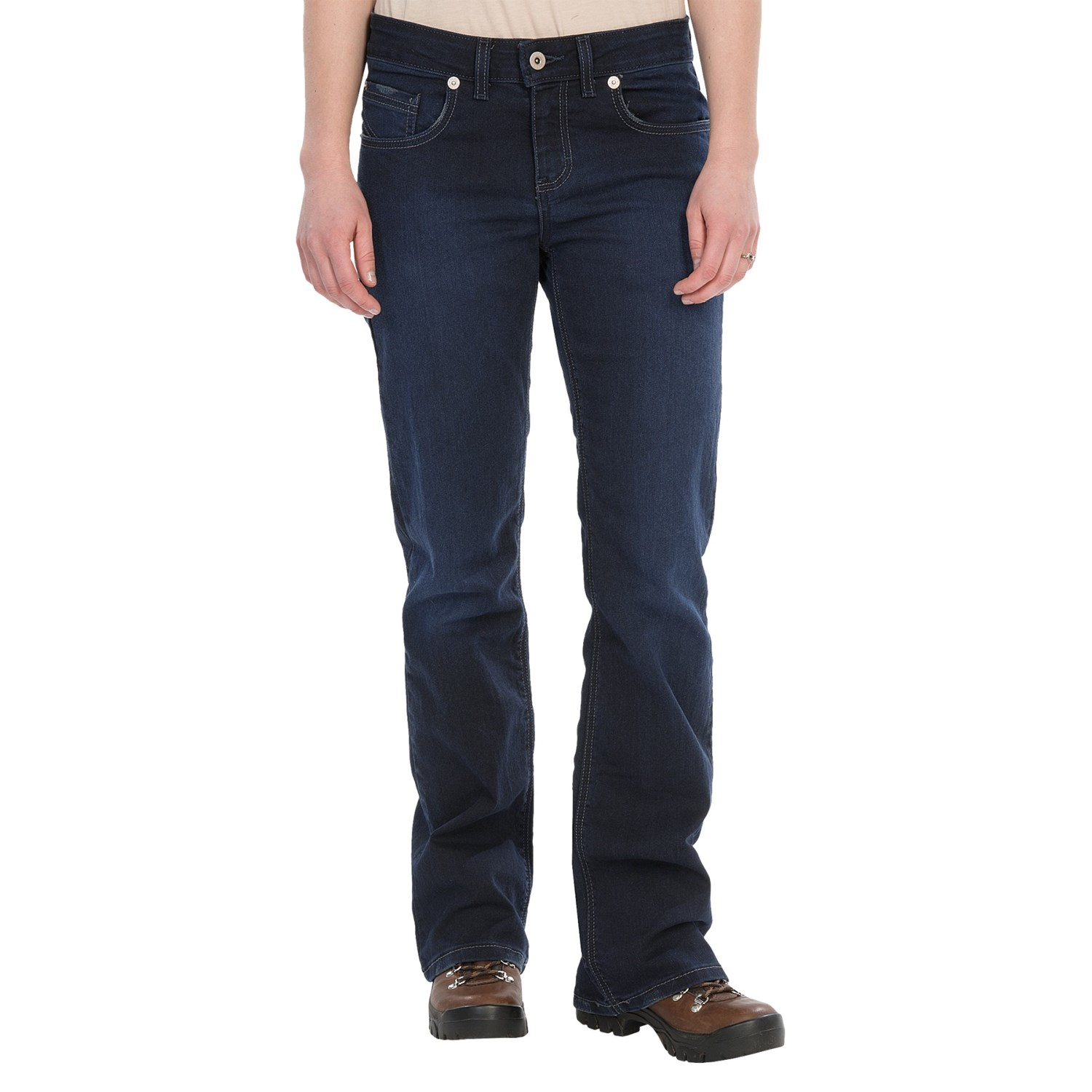 Dickies Slim Bootcut Jeans (For Women) - Save 40%