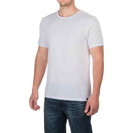 Dickies Slim Fit T-Shirt - Short Sleeve (For Men) in White - Closeouts