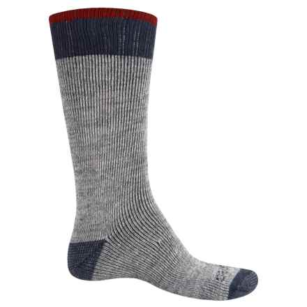 Dickies Steel Toe Boot Socks - Merino Wool Blend, Mid Calf (For Men) in Grey - Closeouts