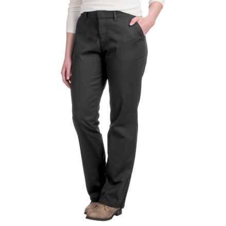 Dickies Straight-Leg Pants (For Women) in Black - 2nds