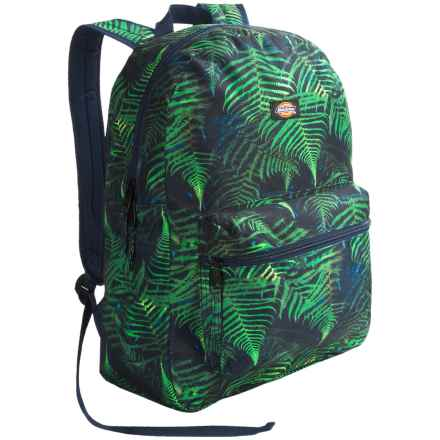 Dickies Student Backpack in Ferns - Overstock