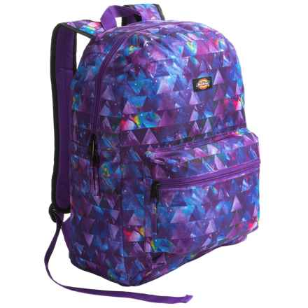 Dickies Student Backpack in Galaxy Triangles - Overstock