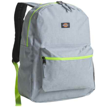 Dickies Student Backpack in Grey Heather - Overstock