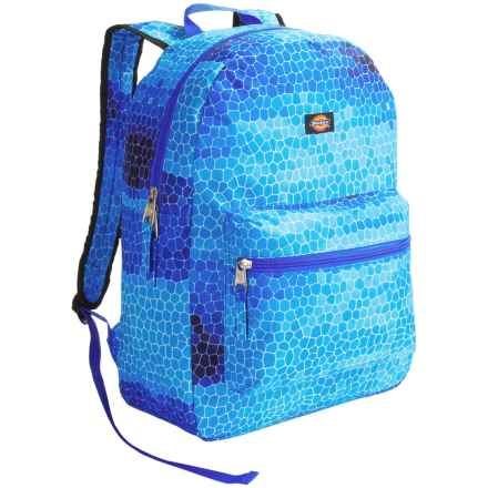 Dickies Student Backpack in Ocean Mosaic - Overstock