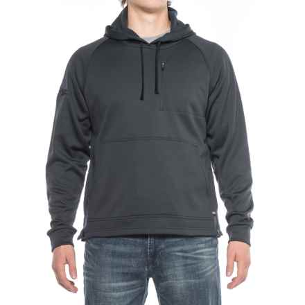 Dickies Tactical Bonded Fleece Hoodie (For Men) in Midnight - Closeouts