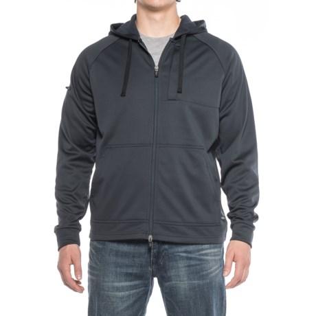 Dickies Tactical Bonded Fleece Hoodie - Full Zip (For Men)