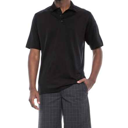 Dickies Tactical High-Performance Polo Shirt - Short Sleeve (For Men) in Black - Closeouts