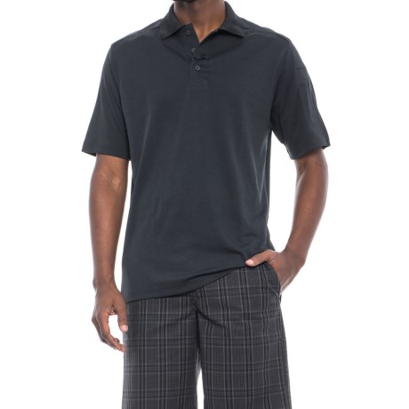 Dickies Tactical High-Performance Polo Shirt - Short Sleeve (For Men) in Midnight