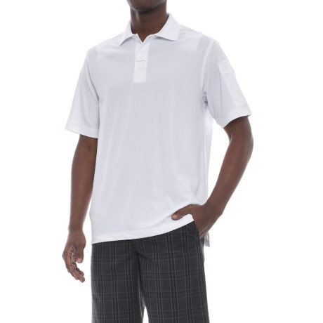 Dickies Tactical High-Performance Polo Shirt - Short Sleeve (For Men) in White