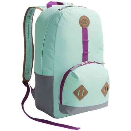 Dickies Tall Dome Backpack in Mint - Overstock
