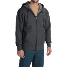 Dickies Thermal Hoodie - Sherpa Lined (For Men and Big Men) in Black - Closeouts