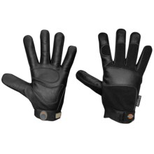 Dickies Tough Task Black Goatskin Gloves - Thinsulate® Lined (For Men and Women) in Black - Closeouts