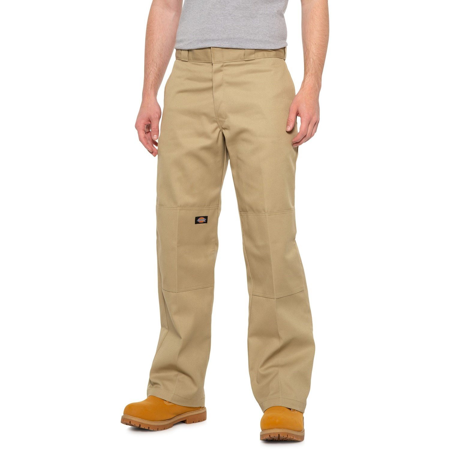 exceptional range of styles and colors beautiful and charming uk cheap sale Dickies Twill Double-Knee Work Pants - Loose Fit (For Men)