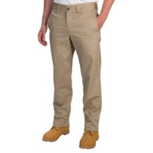 Dickies Work Pants - Tapered Leg (For Men) in Desert Sand - Closeouts