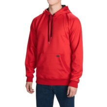 Dickies Work Tech Fleece Hoodie (For Men and Big Men) in Cardinal - Closeouts
