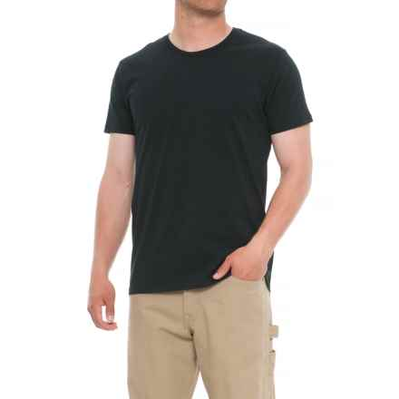 Dickies X Gas Monkey Garage T-Shirt - Short Sleeve (For Men) in Khaki Black - 2nds