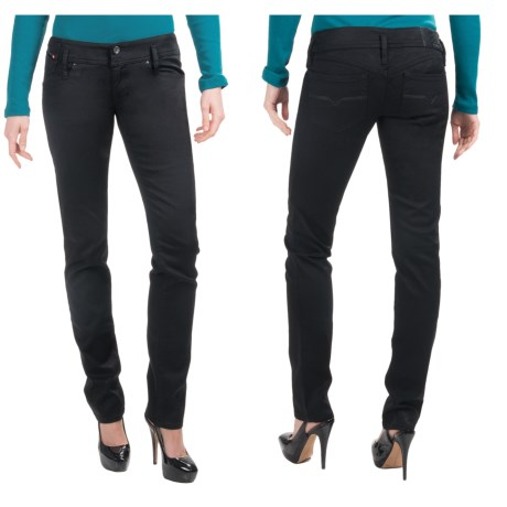 Diesel Matic Skinny Jeans - Stretch (For Women) in Black