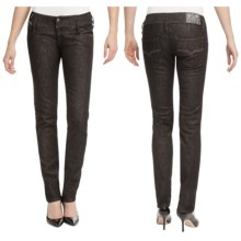 Diesel Matic Skinny Jeans - Stretch (For Women) in Charcoal - Closeouts