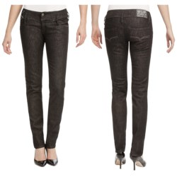 Diesel Matic Skinny Jeans - Stretch (For Women) in Indigo