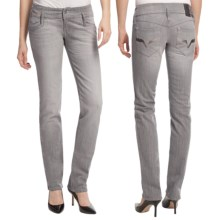 Diesel Matic Skinny Jeans - Stretch (For Women) in Grey - Closeouts